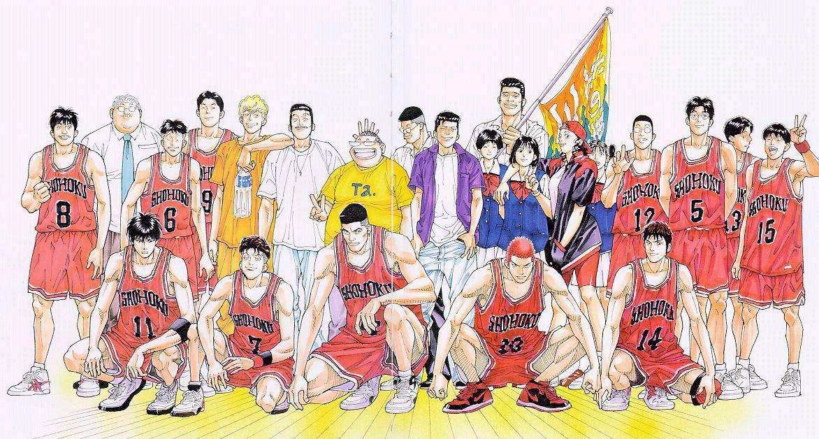 Shohoku Team